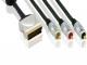 Więcej o Kabel SCART --> 3xRCA  1.5m
