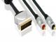 Więcej o Kabel SCART --> 2xRCA 1.5m